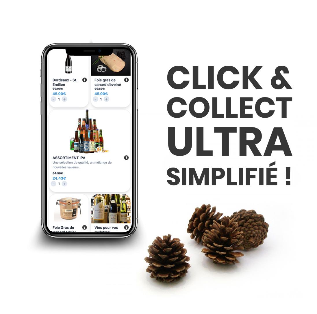 click & collect sauvermonbar